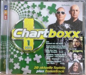 Club Top 13 - 20 Top Hits - Chartboxx 1/2013 - Cover