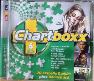 Cover - Elif: Club Top 13 - 20 Top Hits - Chartboxx 6/2013