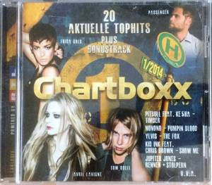 Club Top 13 - 20 Top Hits - Chartboxx 1/2014 - Cover