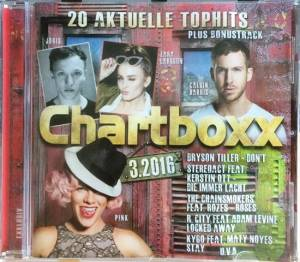 Cover - Stereoact Feat. Kerstin Ott: Club Top 13 - 20 Top Hits - Chartboxx 3/2016