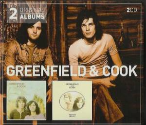 Cover - Greenfield And Cook: Greenfield & Cook / Second Album