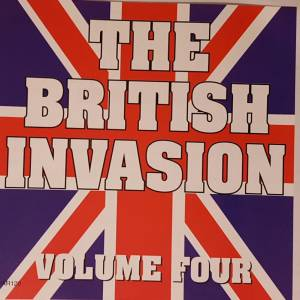 Cover - Brian Poole: British Invasion - Volume Four, The