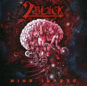 2black: Mind Infect - Cover