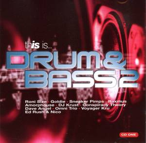 This Is Drum & Bass 2 - Cover