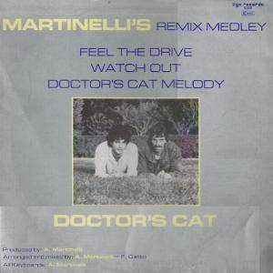 Cover - Doctor's Cat: Martinelli's Remix Medley