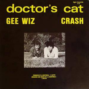 Cover - Doctor's Cat: Gee Wiz