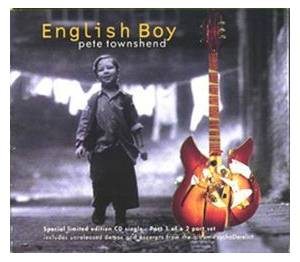 Pete Townshend: English Boy - Cover