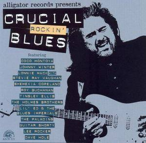 Crucial Rockin' Blues - Cover