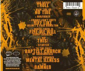 Evergreen Terrace: Wolfbiker (CD) - Bild 2