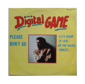 Cover - Digital Game: Please Don't Go