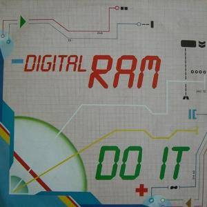 Cover - Digital Ram: Do It