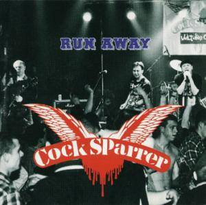 Cock Sparrer: Run Away - Cover
