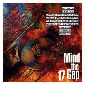 Cover - Co-Fusion: Mind The Gap 17