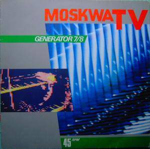 Cover - Moskwa TV: Generator 7/8