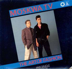 Cover - Moskwa TV: Art Of Fashion, The