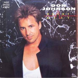 Don Johnson: Heartbeat - Cover