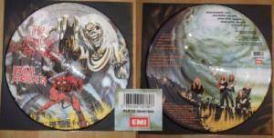Iron Maiden: The Number Of The Beast (PIC-LP) - Bild 3