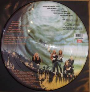 Iron Maiden: The Number Of The Beast (PIC-LP) - Bild 4