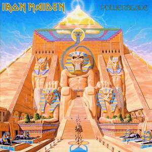 Iron Maiden: Powerslave (LP) - Bild 1