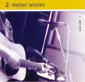 2 Meter Sessies Volume 1 - Cover