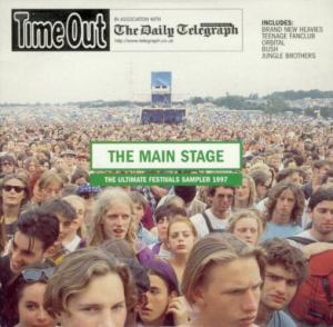 Main Stage: The Ultimate Festivals Sampler 1997, The - Cover