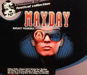 Mayday - Reflect Yourself - Cover
