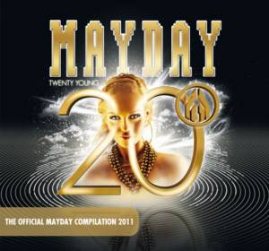 Mayday - Twenty Young - The Official Mayday Compilation - Cover