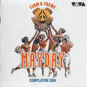 Cover - Toktok & Nena: Mayday 2004 Compilation - Team X-Treme