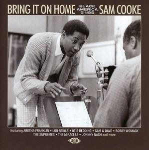 Cover - Mel Carter: Bring It On Home - Black America Sings Sam Cooke