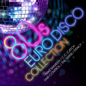 Cover - T. Ark: 80s Euro Disco Collection