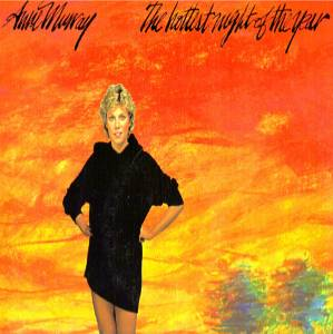 Cover - Anne Murray: Hottest Night Of The Year, The
