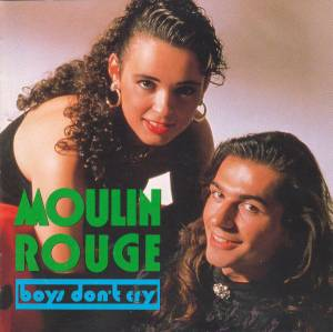Cover - Moulin Rouge: Boys Don't Cry