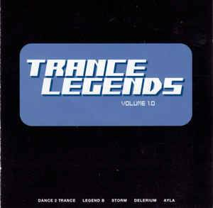 Cover - Phil Green: Trance Legends Volume 1.0