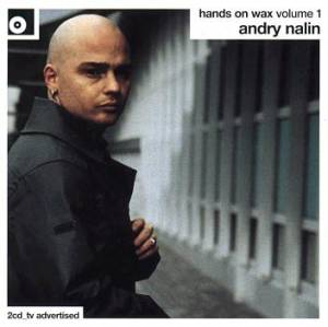 Cover - Humate: Andry Nalin ‎– Hands On Wax Volume 1