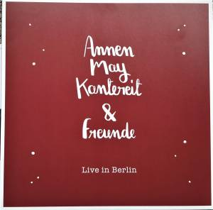 Cover - AnnenMayKantereit: Live In Berlin