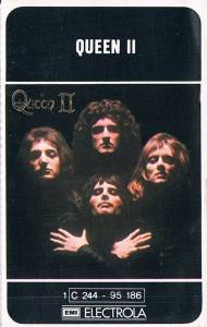 Queen: Queen II (Tape) - Bild 1