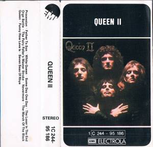 Queen: Queen II (Tape) - Bild 2