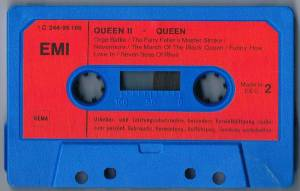 Queen: Queen II (Tape) - Bild 4