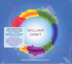 Cover - William Orbit: Pieces In A Modern Style 2