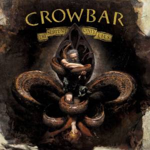 Crowbar: The Serpent Only Lies (2016) - Cover