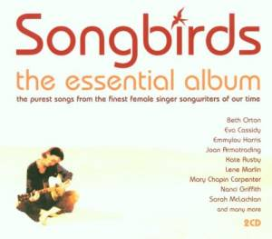 Songbirds - The Essential Album - Cover