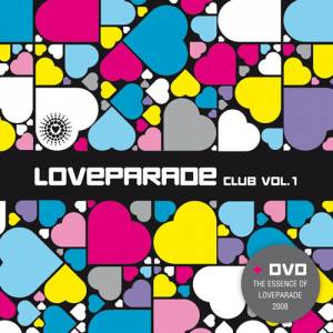 Cover - Audion: Loveparade Club Vol. 1