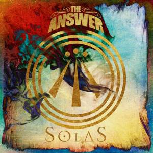 Cover - Answer, The: Solas
