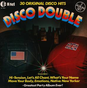 Cover - Ruby Winters: Disco Double - 30 Original Disco Hits