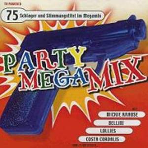 Cover - Dolly Buster: Party Megamix