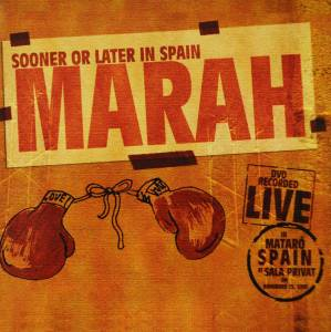 Cover - Marah: Sooner Or Later In Spain