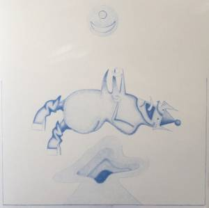 Cover - Devendra Banhart: Ape In Pink Marble