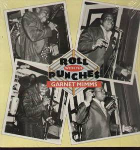 Cover - Garnet Mimms: Roll With The Punches