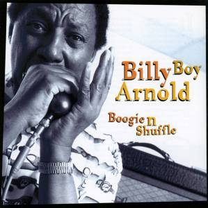 Cover - Billy Boy Arnold: Boogie 'n' Shuffle