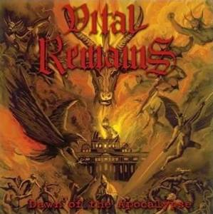 Vital Remains: Dawn Of The Apocalypse (LP) - Bild 1